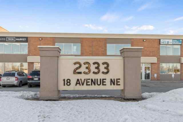 28, 2333 18 Avenue NE in  Calgary MLS® #A1062149