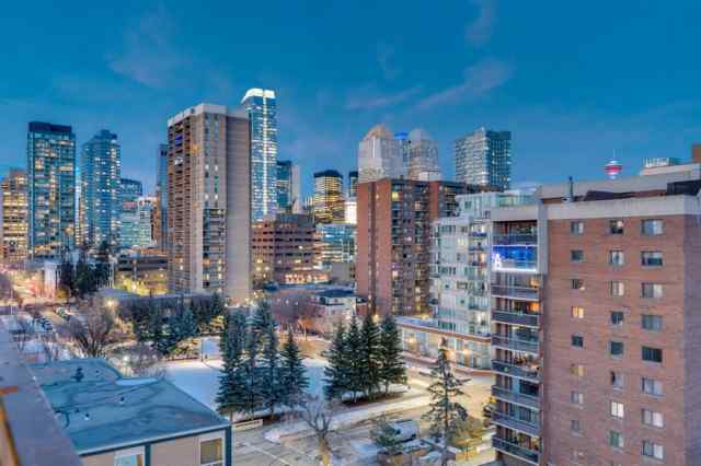 Beltline real estate 901, 706 15 Avenue SW in Beltline Calgary