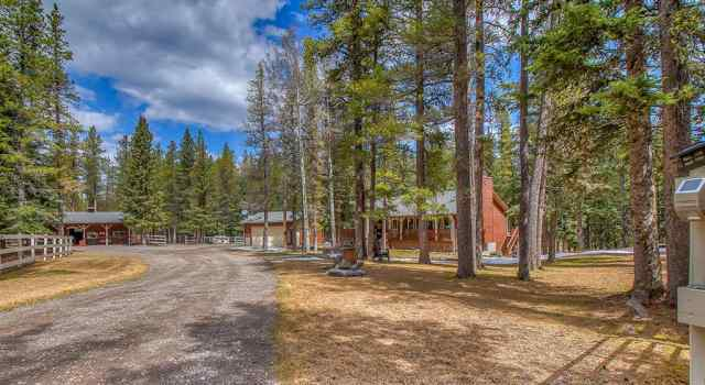 124 Hawk Eye Road  in NONE Bragg Creek MLS® #A1062310