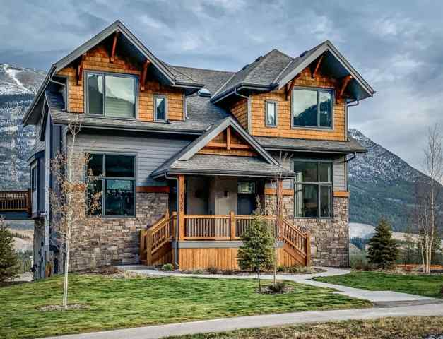 1332 Three Sisters Parkway in Three Sisters Canmore MLS® #A1062423