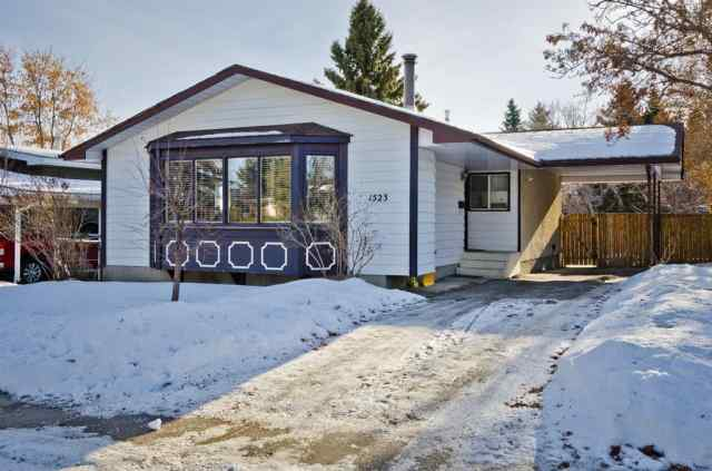 Braeside real estate 1523 110 Avenue SW in Braeside Calgary