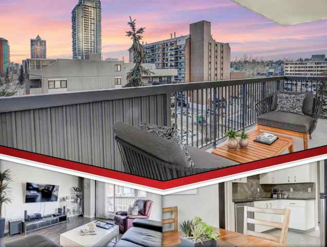 Beltline real estate 701, 1107 15 Avenue SW in Beltline Calgary
