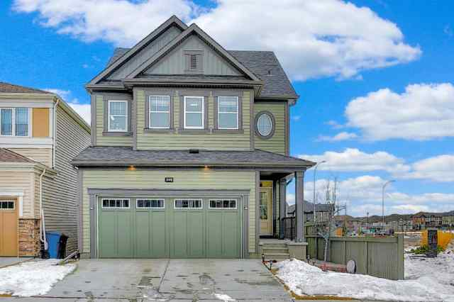 245 Windrow Crescent SW in Windsong Airdrie
