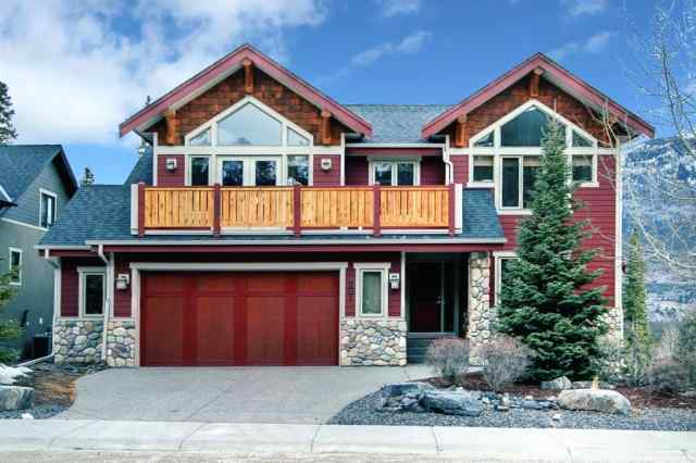 201 Miskow Close in Three Sisters Canmore MLS® #A1062984