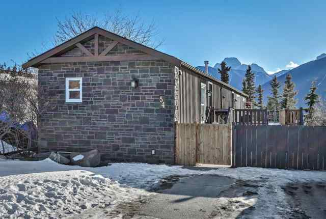 54 Grotto Way in Grotto Mountain Village/G Canmore MLS® #A1063044