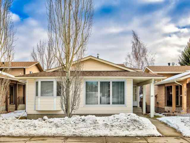 Shawnessy real estate 131 Shawcliffe Circle SW in Shawnessy Calgary