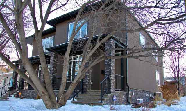 Montgomery real estate 4539 17 Avenue NW in Montgomery Calgary
