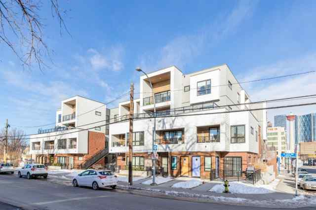 Unit-211-120 18 Avenue SW in Mission Calgary MLS® #A1063160