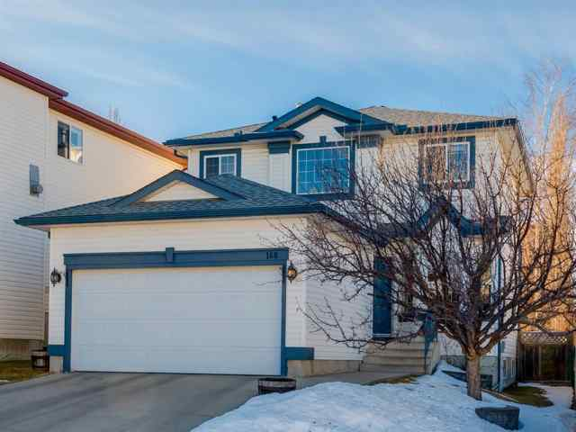 168 Hidden Ranch Crescent NW in  Calgary MLS® #A1063226