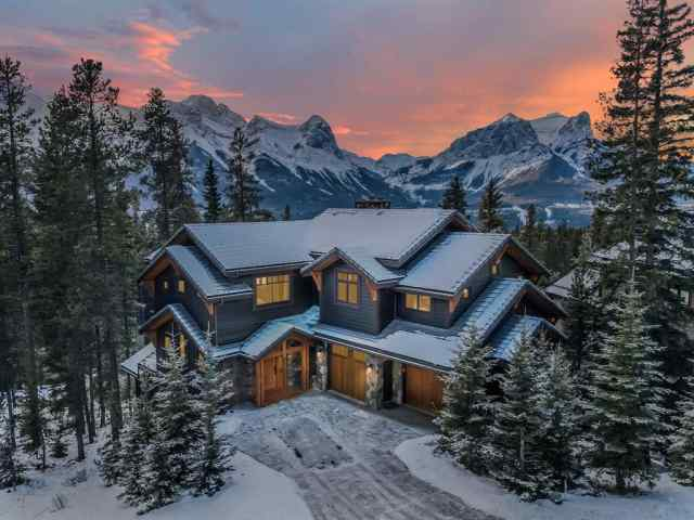 865 Silvertip  Heights  in Silvertip Canmore MLS® #A1063316