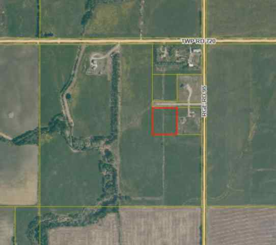 5 715066  RANGE ROAD 95  Road in NONE Beaverlodge MLS® #A1063479