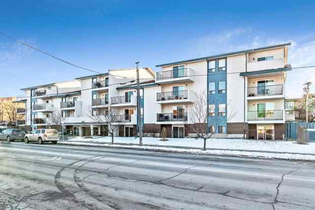 Bridgeland/Riverside real estate 108, 647 1 Avenue NE in Bridgeland/Riverside Calgary