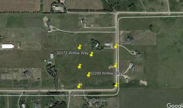 MLS® #A1063618 32172 Willow Way T4C 1A2 Rural Rocky View County