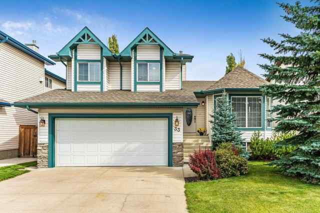 33 CANOE Circle SW in Canals Airdrie MLS® #A1063800