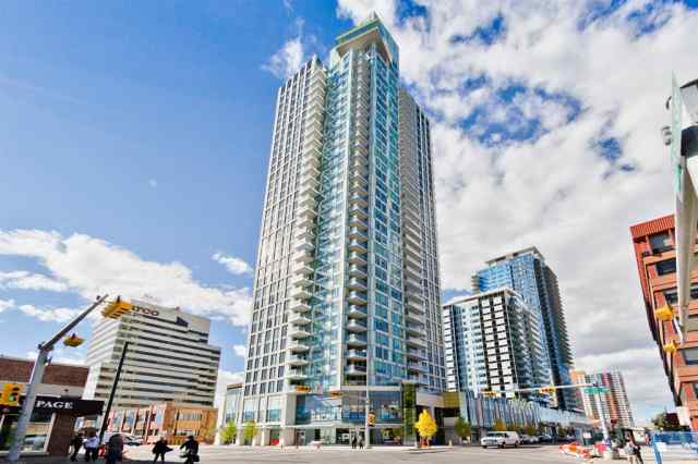 1909, 901 10 Avenue SW in Beltline Calgary MLS® #A1063831
