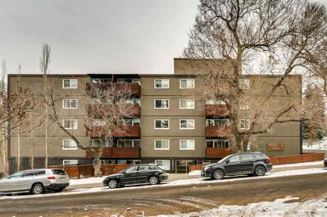 Lower Mount Royal real estate 401, 1904 10 Street SW in Lower Mount Royal Calgary