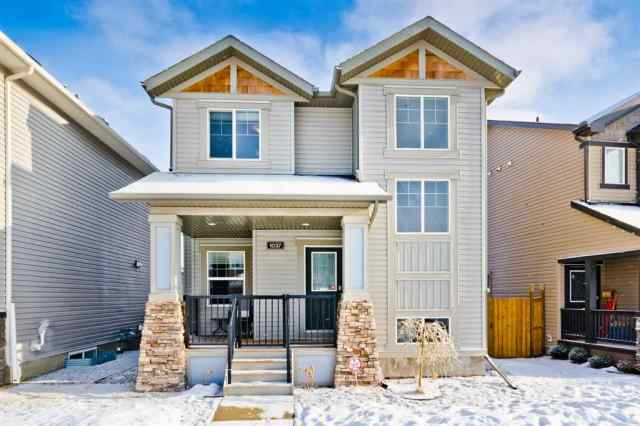 Kings Heights real estate 1037 Kingston Crescent SE in Kings Heights Airdrie