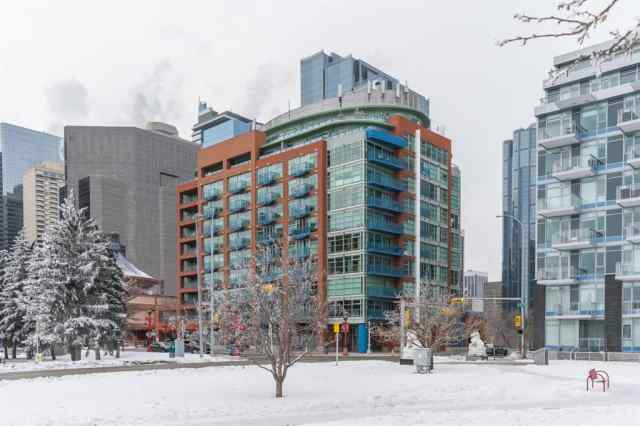Chinatown real estate 805, 205 Riverfront Avenue SW in Chinatown Calgary