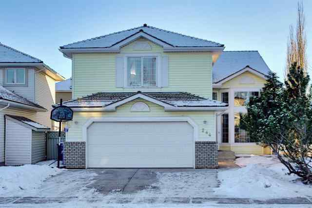 244 Woodside Crescent NW in Woodside Airdrie MLS® #A1065317