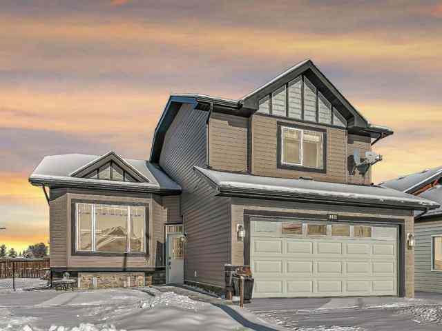 1204 Highland Green Bay NW in Highland Green Estates High River MLS® #A1065802