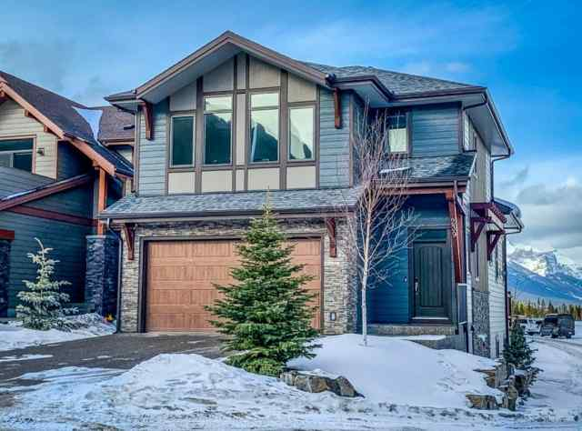239 stewart creek Rise  in Three Sisters Canmore MLS® #A1065812