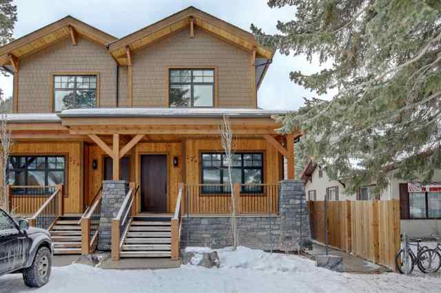 Unit-A+B-224 Otter Street  in NONE Banff MLS® #A1065965