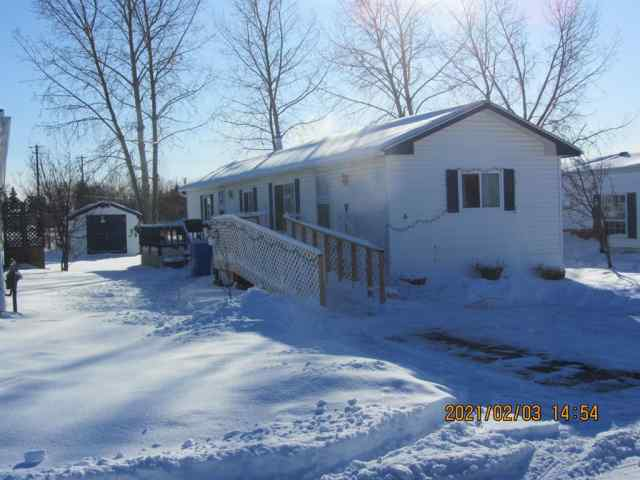 #6 Parkview  Village Mobile Home Park  in NONE Beaverlodge MLS® #A1066415