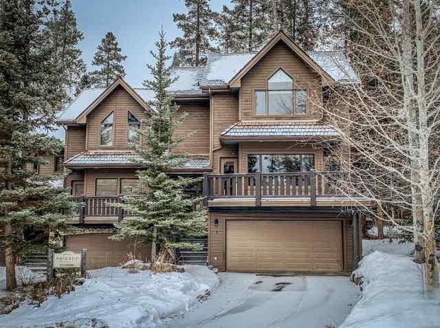 Unit-1-116 Silvertip Ridge  in Silvertip Canmore MLS® #A1066547