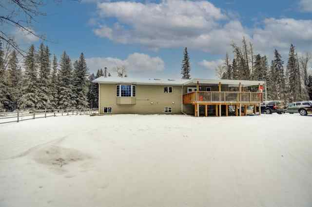 NONE real estate 50047 Township Road 41-5A  in NONE Rural Clearwater County