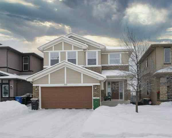 442 Chaparral Ravine View SE in Chaparral Calgary MLS® #A1067125