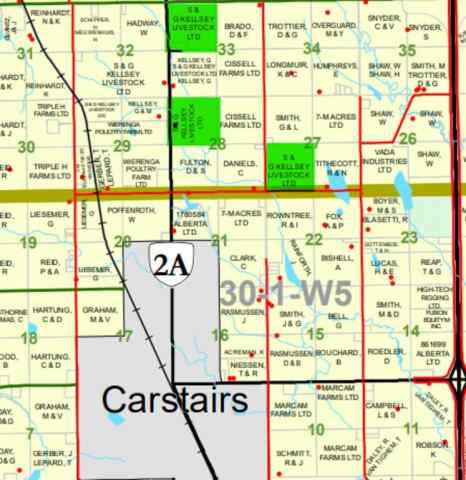 o o   in NONE Carstairs MLS® #A1067273