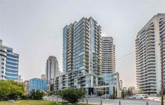2007, 1025 5 Avenue SW in Downtown West End Calgary MLS® #A1067353