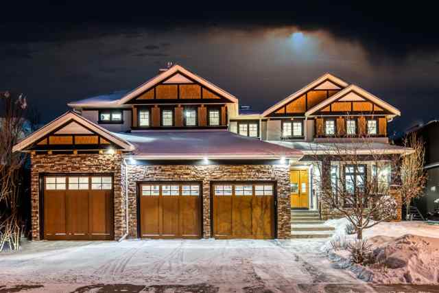 Aspen Woods real estate 215 ASPEN RIDGE Place SW in Aspen Woods Calgary