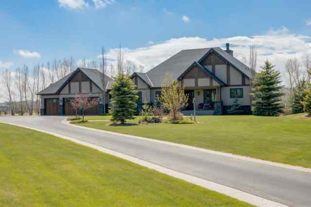 Springbank real estate 35 Grandview Place in Springbank Rural Rocky View County
