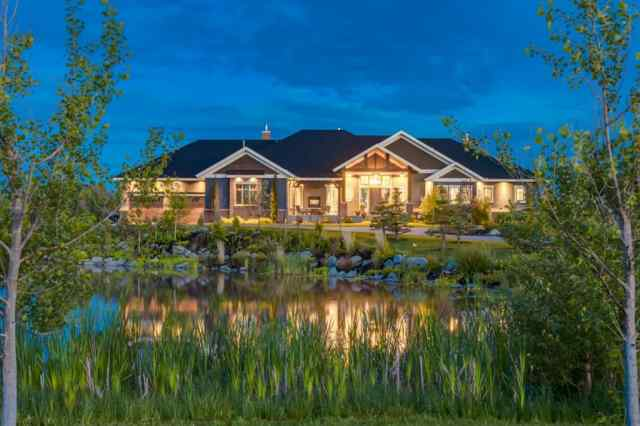 Springbank real estate 33 GRANDVIEW Grove in Springbank Rural Rocky View County