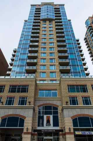 1102, 920 5 Avenue SW in Downtown Commercial Core Calgary MLS® #A1069423
