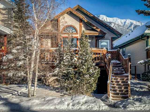Riverstone real estate 74 Moraine Road in Riverstone Canmore