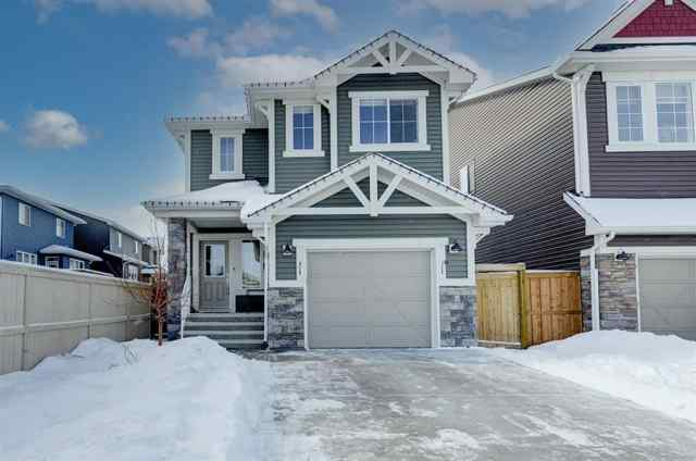 91 Bayview Circle SW in Bayview Airdrie MLS® #A1069595