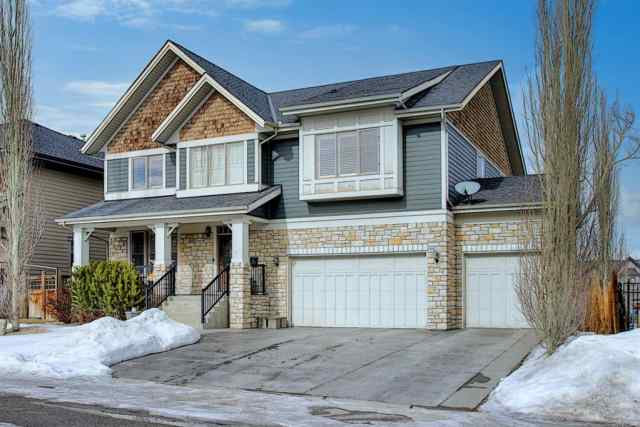 87 Westpark Crescent SW in West Springs Calgary