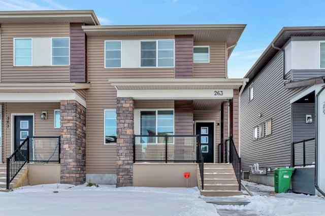 263 Cornerstone Avenue NE in Cornerstone Calgary MLS® #A1069898