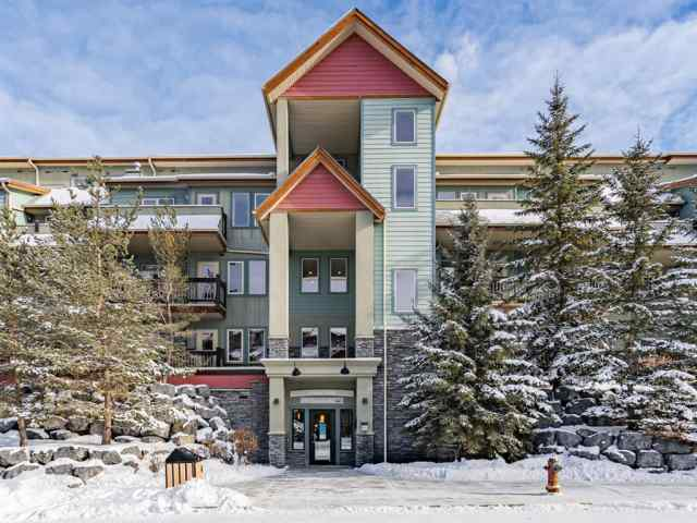 Bow Valley Trail real estate 203, 109 Montane  in Bow Valley Trail Canmore