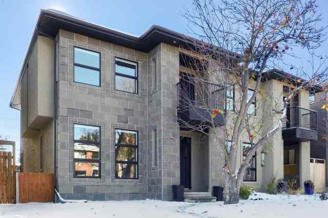 Mount Pleasant real estate 805 23 Avenue NW in Mount Pleasant Calgary