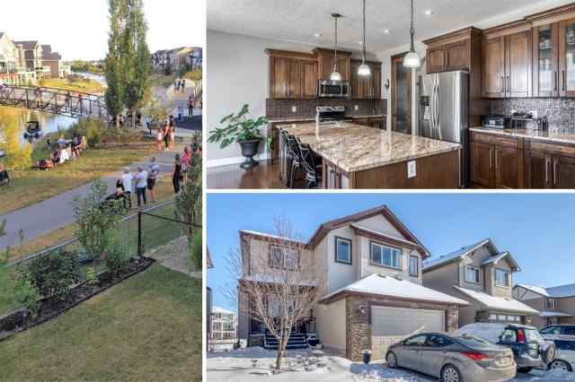 Bayside real estate 1734 Baywater Street SW in Bayside Airdrie
