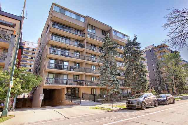 Beltline real estate 406, 1033 15 Avenue SW in Beltline Calgary