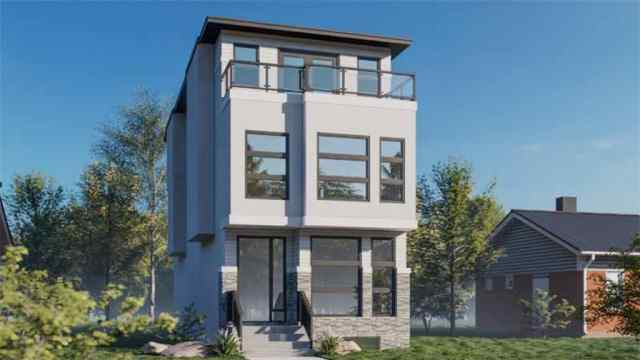 833 23 Avenue NW in Mount Pleasant Calgary MLS® #A1070500