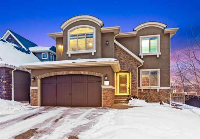 Aspen Woods real estate 8 Aspen Summit Park SW in Aspen Woods Calgary