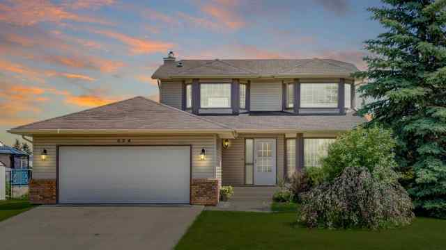 604 High View Gate NW in High River Golf Course High River MLS® #A1071026