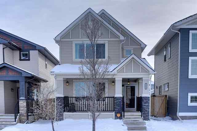 2640 Reunion Square NW in Reunion Airdrie MLS® #A1071102