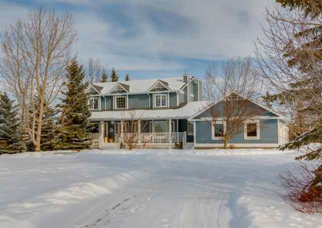 Springbank real estate 39 Country Lane Terrace in Springbank Rural Rocky View County