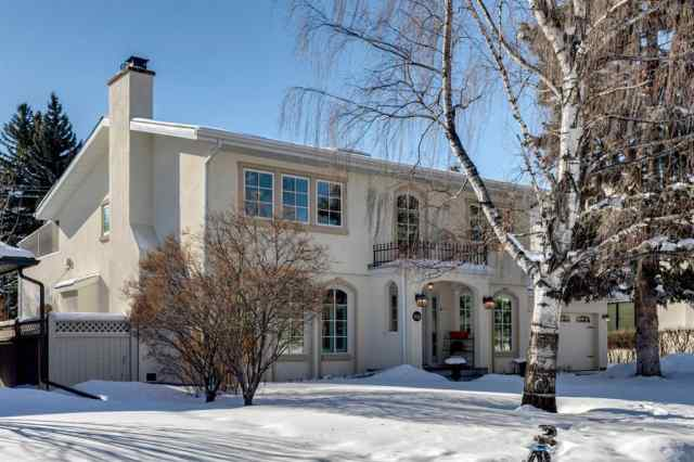 Bel-Aire real estate 1139 Beverley Boulevard SW in Bel-Aire Calgary